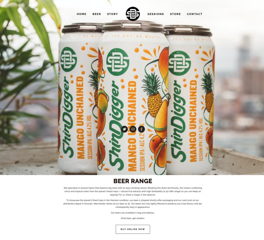 ShinDigger Brewing Co.