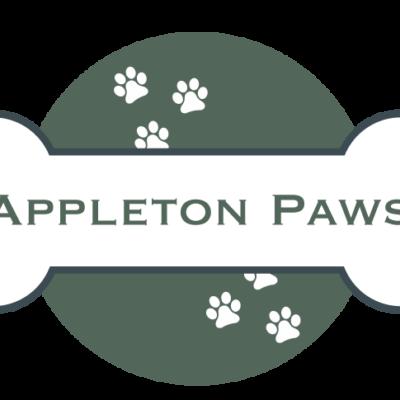 Appleton-Paws-Logo
