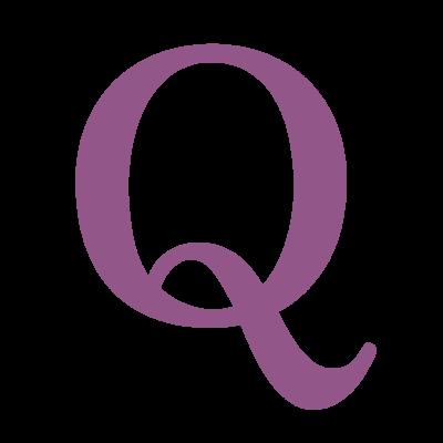 Q Dee's Logo_Logo Banner on Light